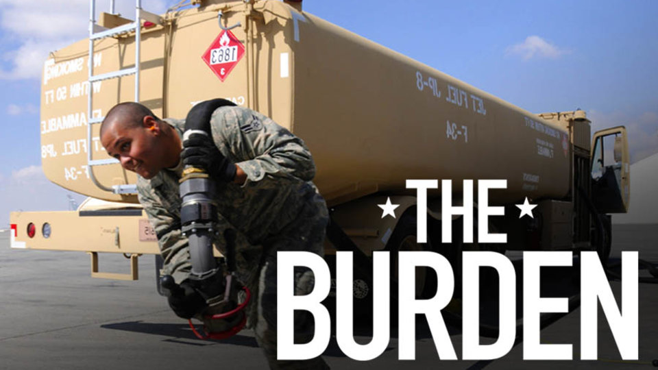 The Burden: Fossil Fuel, The Military and National Security